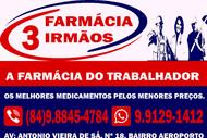 FARMÁCIA 3 IRMAOS
