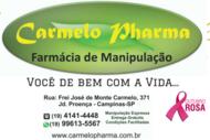 Carmelo Pharma Farmácia de Manipulação e Drogaria LTDA_ME
